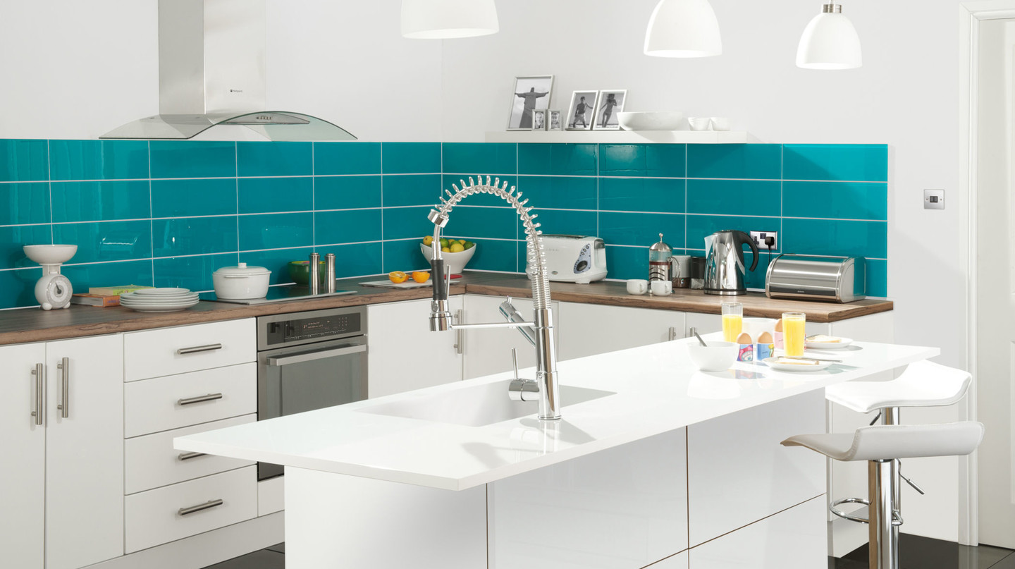 Kitchen › Pacific - Tileworks, Bangor, Northern Ireland